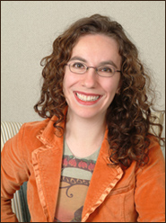 Picture of Naomi Novik.